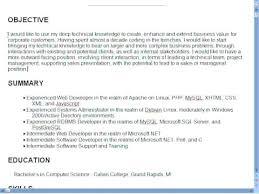 Server Resume Objective Samples Servers Resume Sample Server Resume