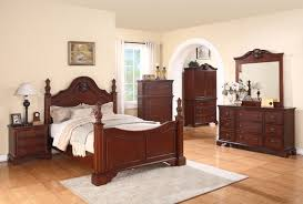 Meridian Bedroom Furniture Cherry Bedroom Set Canton Cherry Bedroom Set A Best Home Decoration