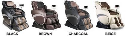 massage chair osaki. osaki os-4000 executive zero gravity massage chair recliner colors d