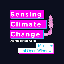 The Museum of Open Windows -  Sensing Climate Change: A Field Guide