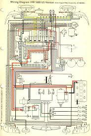 wiring harness VW Karmann Ghia Volkswagen Type 2 Wiring Harness #13