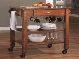 kitchen island cart granite top. Image Of: Kitchen Island Cart Granite Top A