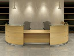 Used Office Furniture  Why Invest In A Used Reception Desk?  Clear Choice  Office Solutions