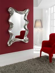Small Picture Designer Wall Mirrors Contemporary Wall Mirrors Decorative Large