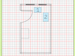 How to Draw a Floor Plan to Scale  Steps    Pictures