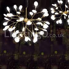 post modern fireflies chandelier study bedroom dining room living room corridor hallway showroom hotel room