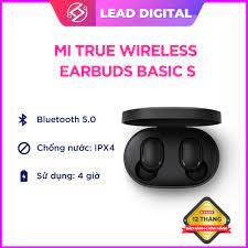 Tai nghe Bluetooth True Wireless Xiaomi Earbud Airdots Basic S - Hàng Chính  Hãng