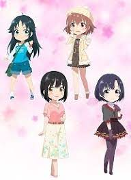 In favorite theaters in theaters near you. The Idolm Ster Cinderella Girls Theater Climax Season Web Anime Anisearch
