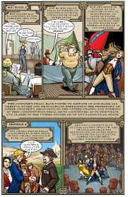 the united states constitution a round table comic graphic adaptation