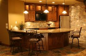 Basement Kitchen Bar Furniture Wonderful Basement Remodeling Ideas Basement Bar 17 Best
