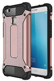 huawei p9 rose gold price. huawei p9 lite case, pasonomi® [heavy duty] shock reduction / bumper rugged rose gold price e
