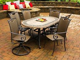stone patio table. Attractive Stone Patio Table Tables Ideas Homesfeed Outdoor Remodel Inspiration T
