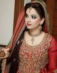 bridal makeup with red dress dailymotion latest bridal make up special stani dulhan