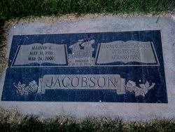 Marvin Cherry Jacobson (1916-2001) - Find A Grave Memorial