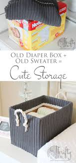 Best 25+ Cute storage boxes ideas on Pinterest | DIY storage with cardboard  boxes, Cardboard recycling bins and Cute box