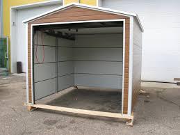 small garage doorSmall Garage Doors for Sheds Image  Overhead Small Garage Doors