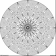 Small Picture surprising geometric design coloring pages with geometry coloring