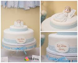 Sweet And Simple Baptism Celebration Styling The Moment