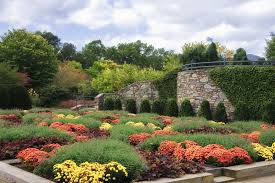 the nc arboretum in asheville image shutterstock