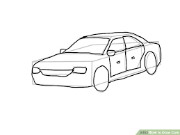 image led draw cars step 8