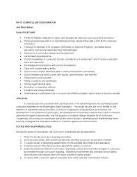 Free Download Cover Letter For Youth Program Coordinator