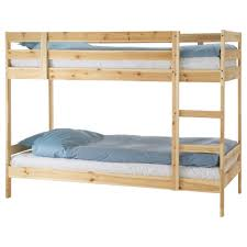 Bunk Bed Mydal Bunk Bed Frame Ikea