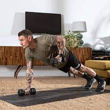 At-Home Workouts   Advanced HIIT & Strength   15 minutes