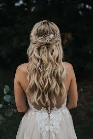 24 um length wedding hairstyles for