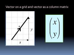 gcse mathematic vectors powerpoint introduction with a parallel activity for learners