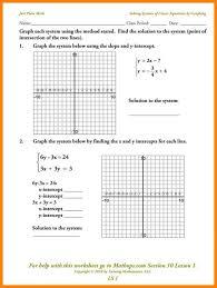 graphing equations worksheet satyanarayanadas kuta ls a ws jpg equations medium size
