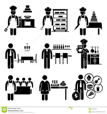 food culinary jobs occupations careers royalty stock image food culinary jobs occupations careers