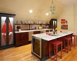 View in gallery. Undercounter refrigerators usually fit perfectly inside  your kitchen island.