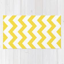 yellow chevron area rug yellow and white chevron printed rug yellow chevron bath rug