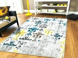 mid century area rugs gray and yellow rug target awesome great kitchen wool on turquoise yellow area rug
