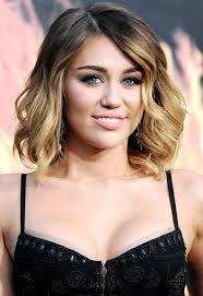 Miley Cyrus Hair Style miley cyrus medium hair women medium haircut 1752 by wearticles.com