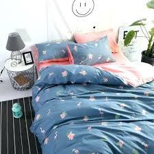 pale blue duvet cover blue duvet sets navy blue duvet bedding set with flamingo pattern pink pale blue duvet cover