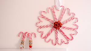 Christmas Decorations With Candy Canes DIY candy cane christmas decorations YouTube 6