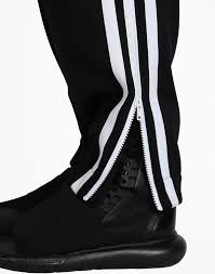 adidas 3 stripe pants. y-3 3-stripes track pant trousers man adidas 3 stripe pants n