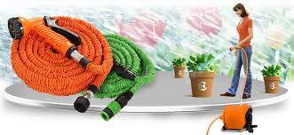 1 inch garden hose. 1 Inch Expandable Rubber Water Pump Suction Garden Hose Pipe SP-1001