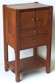 craftman furniture. gustav stickley c1901 oak work cabinet from estate gustavstickley stickleycraftsman furniturefurniture craftman furniture o