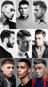 Mens Haircut Chart Get The Right Haircut Key Mens Hairdressing Terminology