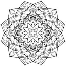 Small Picture Coloring Pages for Adults Adult Mandala Coloring Book