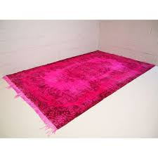 vintage pink turkish carpet vintage designer furniture