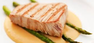 this wild caught albacore tuna loin is moderate in flavor with a mild rich taste this week s fresh albacore is straight from the carolinas and the