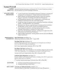 8 Landscaping Contract Template Timeline Foreman Resume Samples