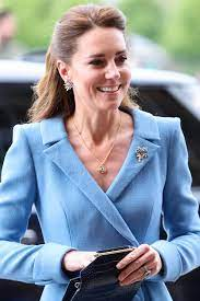 Kate Middleton: Ihr Stilgeheimnis liegt in der raffinierten Wahl ihres  Schmucks