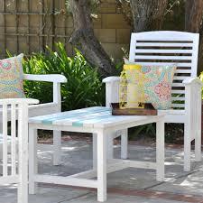 painting patio furniturePainting Outdoor Wood  Patio set makeover  Anikas DIY Life