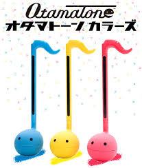 Otamatone Finger Chart Otamatone From Maywa Denki Yellow Japan Import