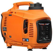 portable generators. Generac IX 2000-Running-Watt Inverter Portable Generator With Engine Generators