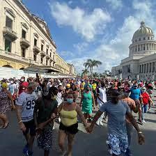 Cuba Protesters Feel Emboldened Despite ...